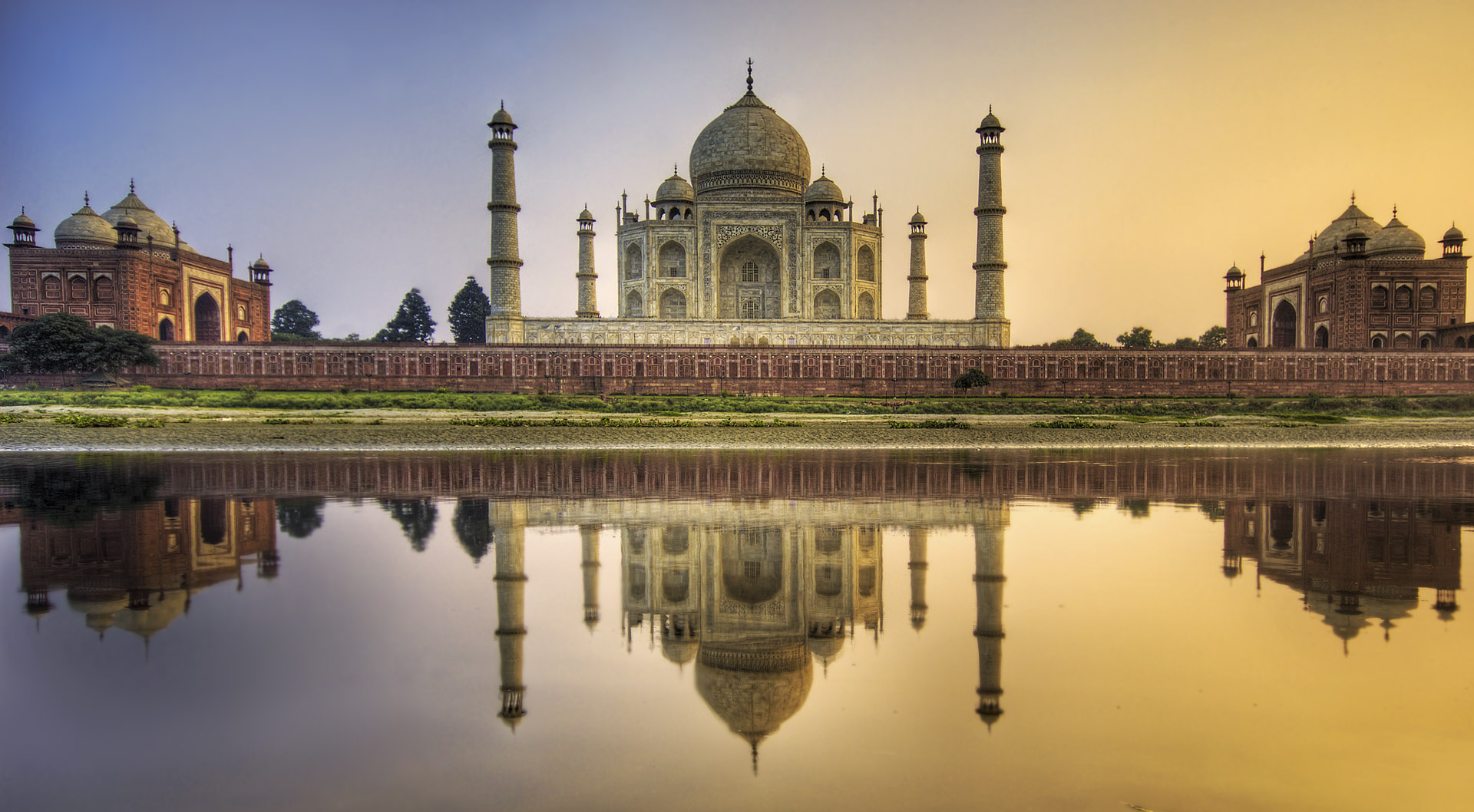 India: the Preparation