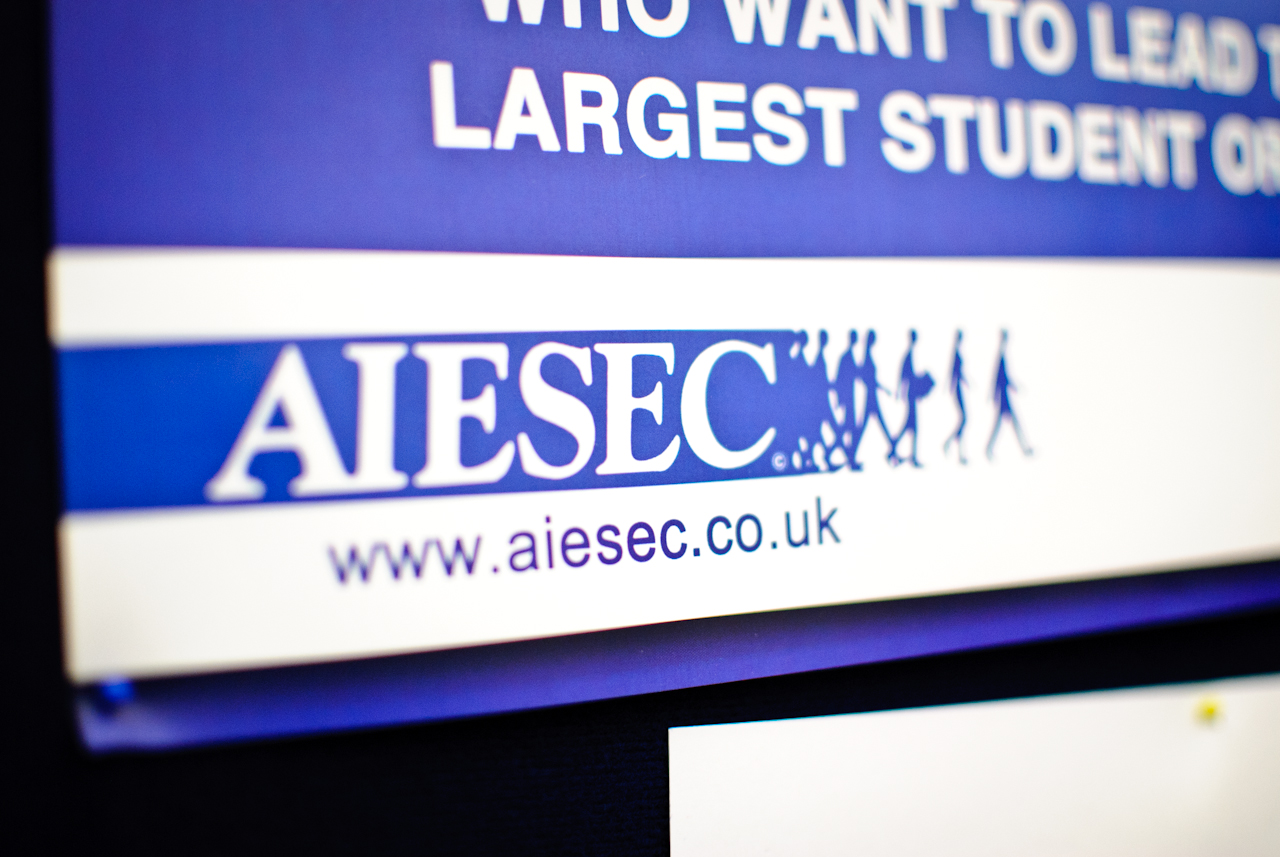 My AIESEC Experience? – Totally Necessary