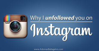 Reasons Why Someone Would Unfollow Your Instagram Account