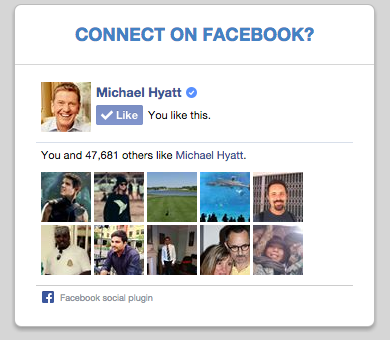Add a Facebook Like Box to your website to get more real page likes