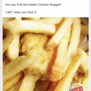 Burger King treating you as a moron